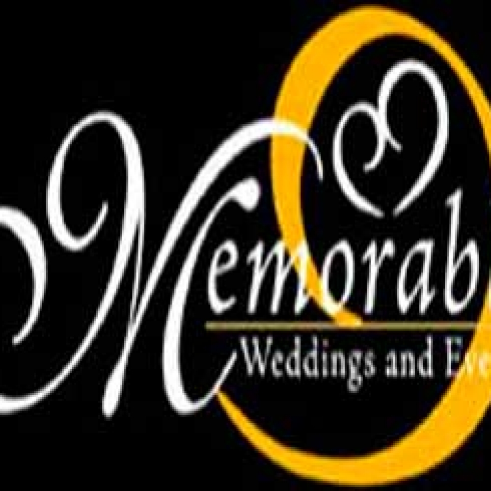 Memorable Weddings and Events Logo
